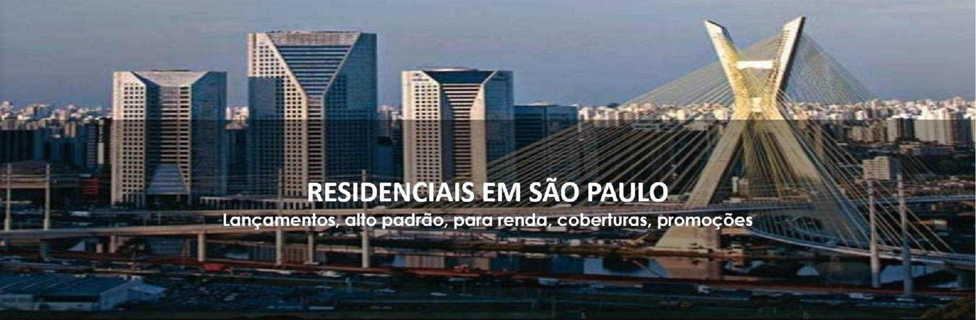 Residenciais em São Paulo
