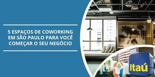 Coworking em São Paulo