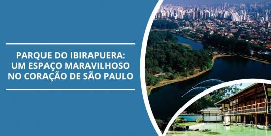 Parque do Ibirapuera - SP