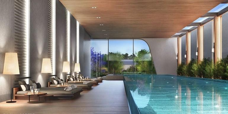 pininfarina piscina coberta