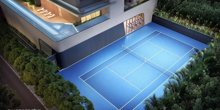pininfarina quadra de tenis