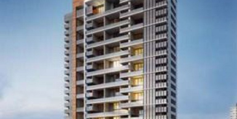 One Sixty - fachada