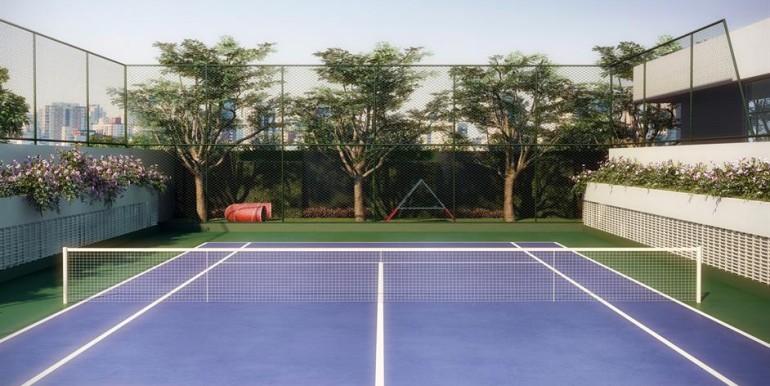 essenza moema-perspectiva-ilustrada-da-quadra-de-tenis