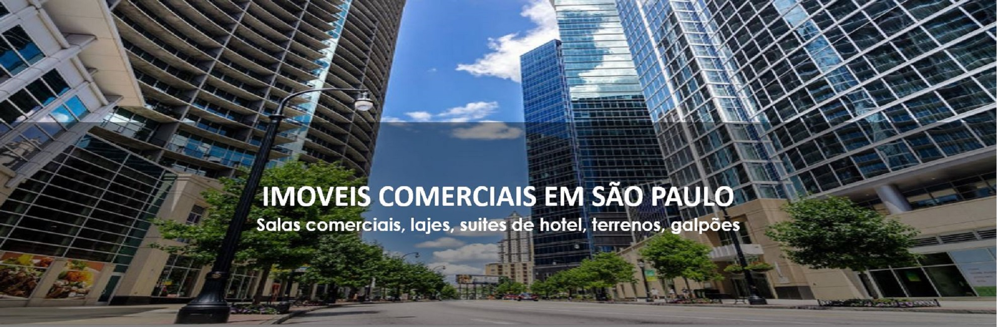 Imóveis comerciais em São Paulo