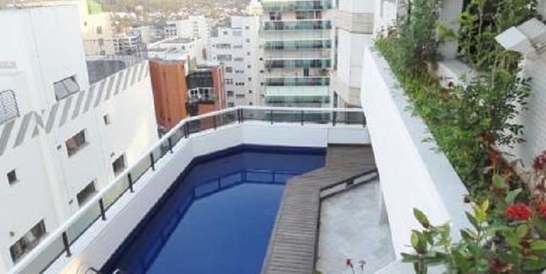 cobert wp - 11 vista dos quartos para piscina