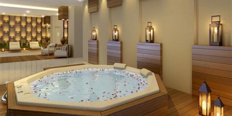 spa - sauna - sala de massagem